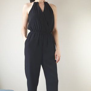 Dotti Black Jumpsuit